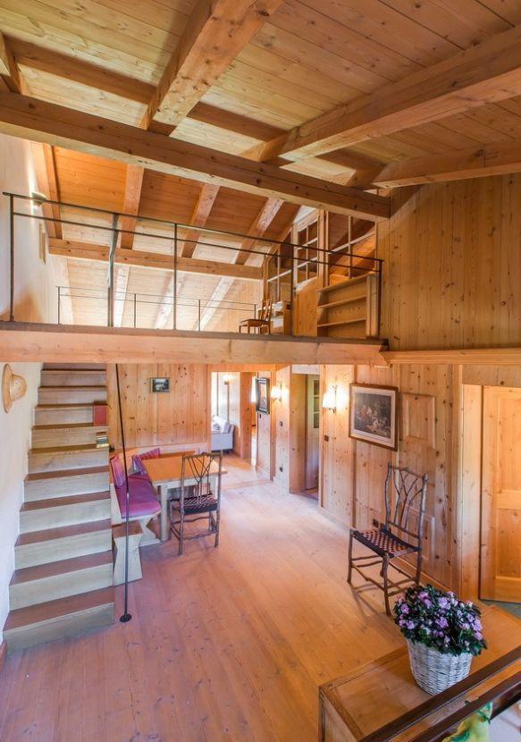 Das Treppenhaus Offen Bis Unter Die Decke Wohnideen Pinterest