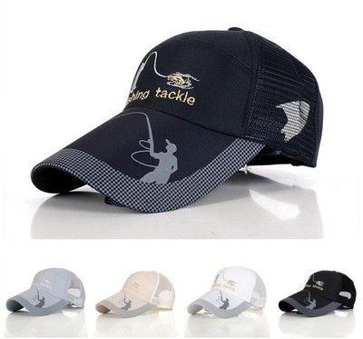2016 Nuovi Uomini di pesca Simms berretto di pesca berretto da baseball del cappello cappello della benna del sole formato libero strumenti di pesca WYQ