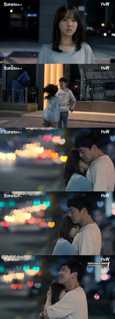 [Spoiler] 'Oh My Ghostess' Park Bo-yeong decides to follow her heart and runs into Jo Jeong-seok's arms @ HanCinema :: The Korean Movie and Drama Database