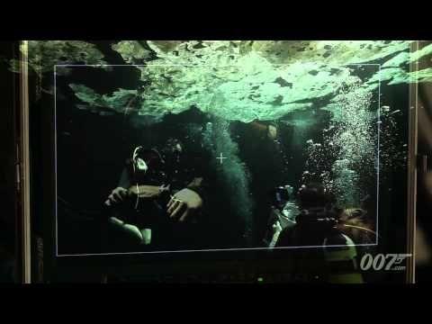 """SKYFALL VIDEOBLOG """"UNDERWATER"""" // underwater cinematography. pretty bad ass."""