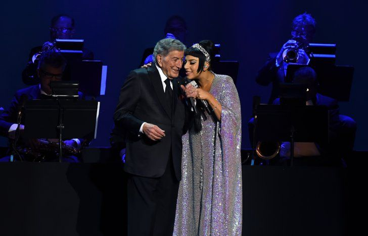 Pin for Later: Ariana Grande, Madonna, and More Will Perform at the 2015 Grammys Tony Bennett and Lady Gaga The Cheek to Cheek duo will be performing together.