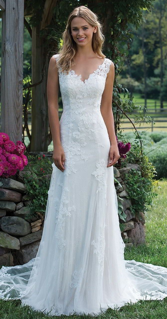 3838 best Sleeveless Matrimonio Dresses images on Pinterest ...