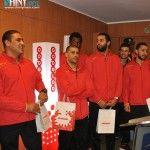A l'approche de la Coupe du monde de Handball 2015 qui démarrera le 15 janvier 2015 au Qatar, Ooredoo Tunisie, sponsor officiel de l'équipe nationale de Handball, a organisé une réception pour honorer les joueurs de la sélection et leur souhaiter bonne chance dans leur périple qatari. A cette occasion, le Directeur Marketing d'Ooredoo Tunisie, [...]
