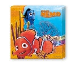 Finding Nemo Party Supplies, Nemo Napkins | PartyWeb.us