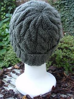 knitting hat