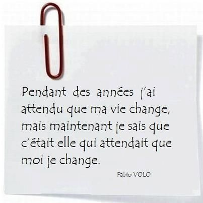 Changer - Inspirations...