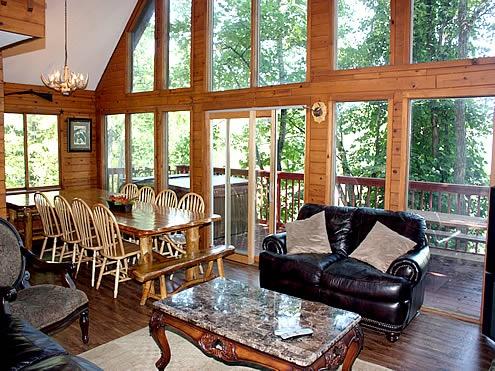 Aaronu0027s Lodge  7 Bedroom, 3 Bathroom Cabin Rental In Gatlinburg, Tennessee.  | Pigeon Forge, TN Cabins | Pinterest | Gatlinburg Tennessee, Cabin And  Pigeon ...