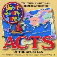 The Acts of the Apostles - Tell them Christ Has Been Resurrected!  24 New Songs on the Book of Acts.   Sing along with us about the adventures of the apostles as they journeyed proclaiming the resurrected Jesus and the gospel of the Kingdom of God.
