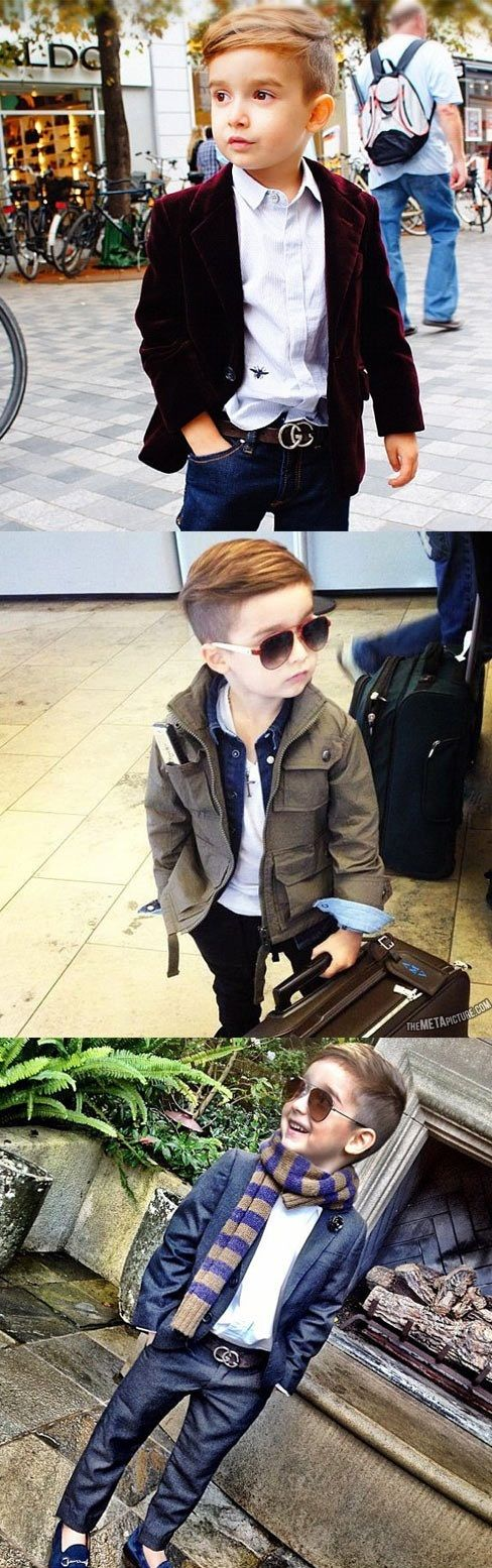 Well dressed kids are well dressed - Imgur