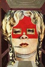 Mae West -Salvador Dali-
