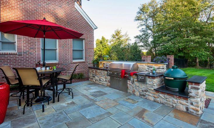 Bucks County Outdoor Kitchens | Outdoor Kitchen Ideas in Richboro PA