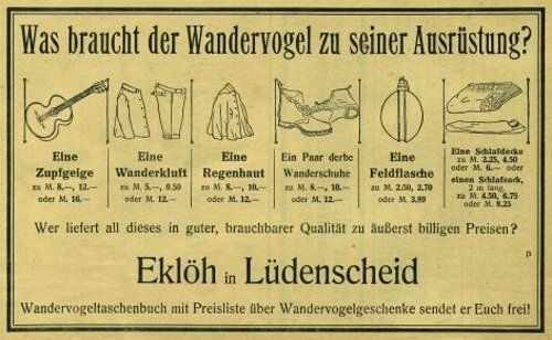 wandervogel movement - Google Search wandervogel-januar-1913.jpg 500×308 pixels | Subcultures | Pinterest www.pinterest.com500 × 308Search by image Learn more at buendische-vielfalt.de