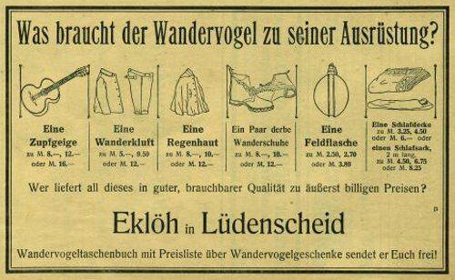 wandervogel movement - Google Search wandervogel-januar-1913.jpg 500×308 pixels | Subcultures | Pinterest www.pinterest.com500 × 308Search by image Learn more at buendische-vielfalt.de