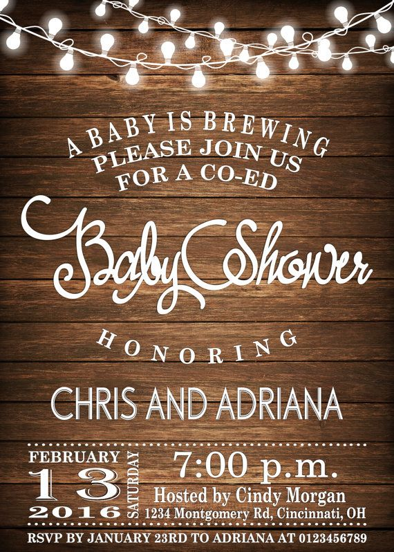 Best 25+ Coed baby shower invitations ideas on Pinterest Baby q - baby shower invitation templates word