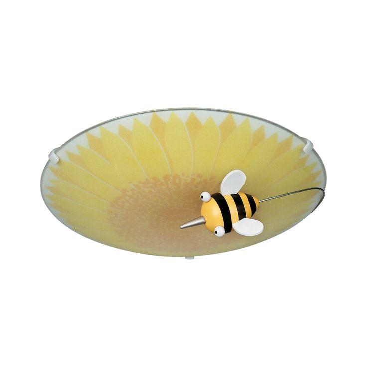 Kidsplace Buzz Honeybee Ceiling Light by Philips Consumer Lighting   301115548