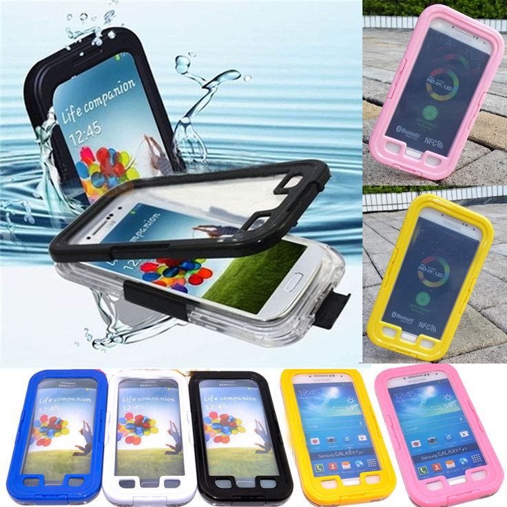 Waterproof Shockproof Dirt Snow Proof Case Cover For SAMSUNG GALAXY S3 S4 I9300 #UnbrandedGeneric