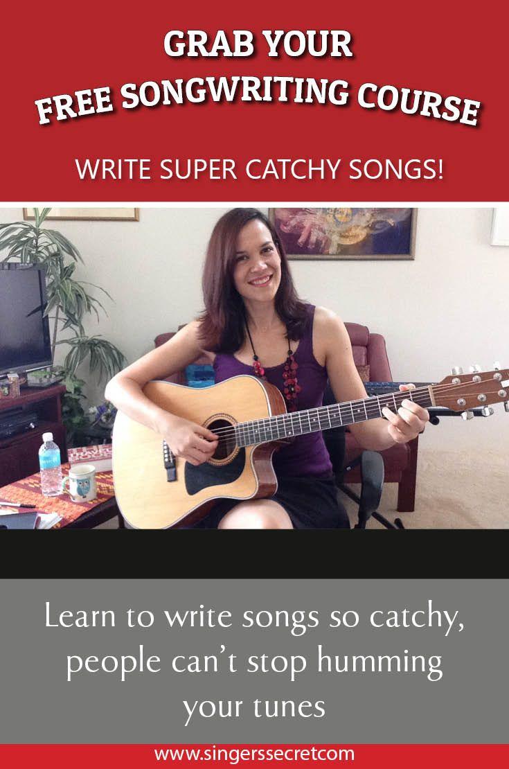 Learn How To Write Lyrics & Songs!