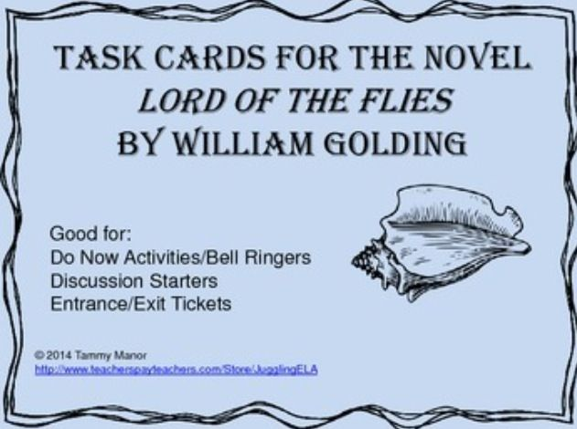 conflicts in the novel lord of the flies by william golding The paperback of the lord of the flies by william golding at barnes & noble  free shipping  discover more books you may like on b&n book graph™  explore  on an external side, the conflict goes between jack and ralph  hunting or.