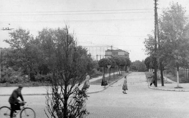 ul. Grottgera, SEP 1956