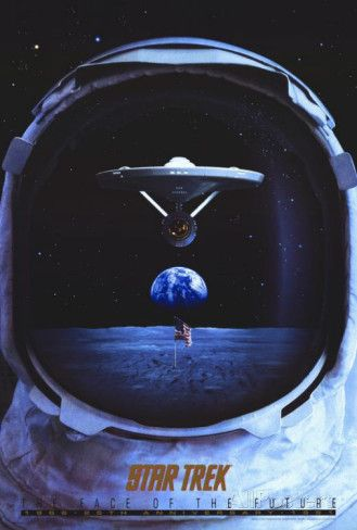 Star Trek TV Series 25th Anniversary Posters at AllPosters.com