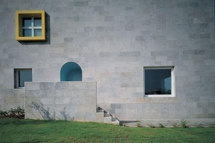 The Triumph of Postmodernism — Cei House, Ettore Sottsass, Empoli, 1991-93 Image...
