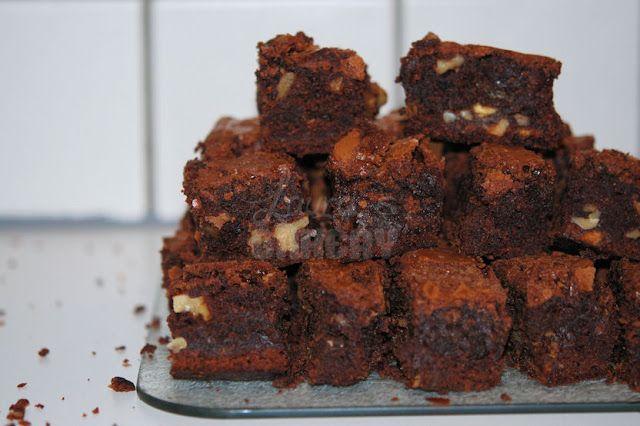 Recept: Brownies - Laura's Bakery