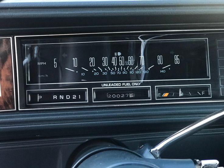 No Reserve: 20K-Mile 1985 Oldsmobile Cutlass Supreme for sale on BaT Auctions - ending March 8 (Lot #8,488) | Bring a Trailer
