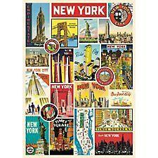 New York City Collage Wrap