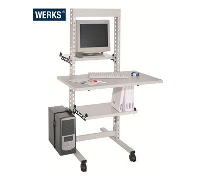 WERKS Standing Workstations. Buy Workshop & Factory Online - Materials Handling - Backsafe Australia: https://www.backsafeaustralia.com.au/products/workshop-factory