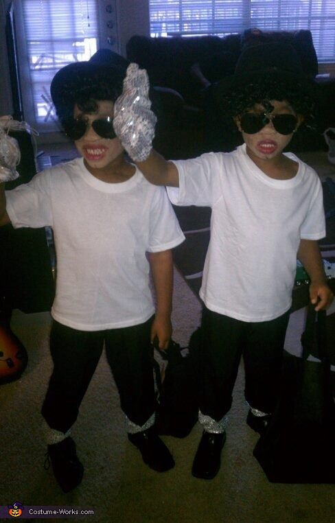 37 best 80s theme images on pinterest costumes 80s fashion and michael jackson twins 2013 halloween costume contest via costumeworks solutioingenieria Choice Image