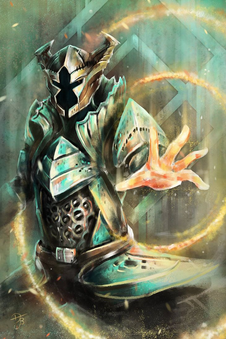 Destiny Warlock by DJBshadow on DeviantArt