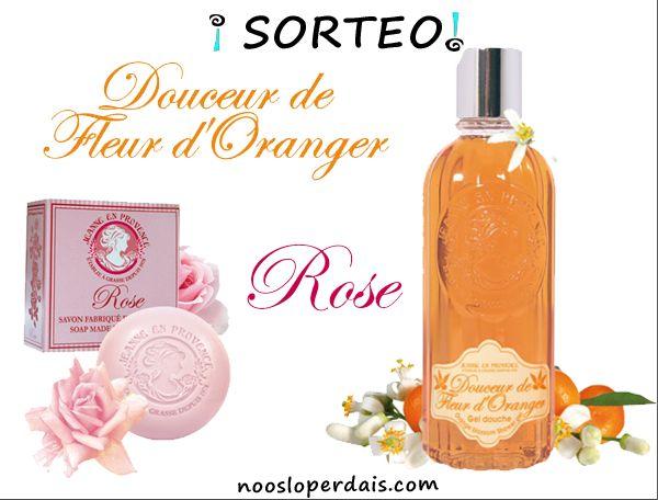Sorteo Lote Gel de ducha + Jabón de baño de Jeanne en Provence.  http://www.pinterest.com/jeanneprovence