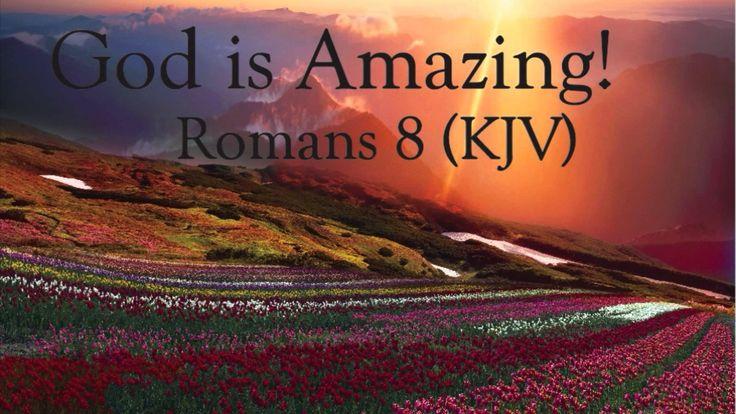 The Bible Audio Recording - Romans 8 KJV - Top Bible Passages