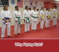 taekwondo classes for teens Northridge