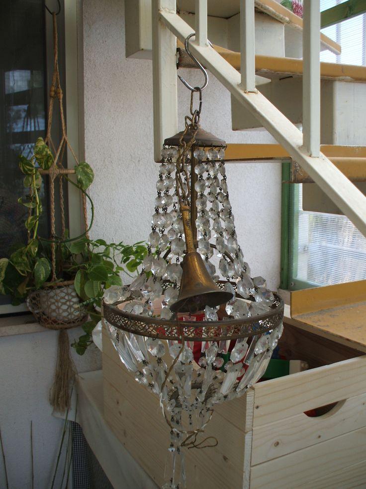 Grandma vintage lamp