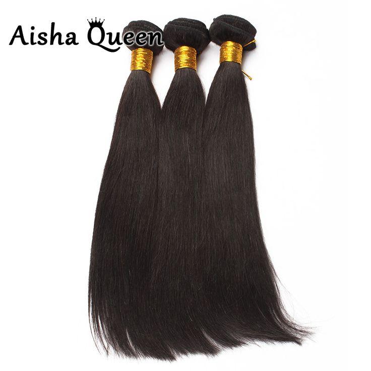 $14.70 (Buy here: https://alitems.com/g/1e8d114494ebda23ff8b16525dc3e8/?i=5&ulp=https%3A%2F%2Fwww.aliexpress.com%2Fitem%2FAisha-Queen-100-Unprocessed-Peruvian-Virgin-Hair-Straight-Human-Hair-Weaves-3bundles-Deal-Remy-Hair-Products%2F32782520317.html ) Aisha Queen 100% Unprocessed Peruvian Virgin Hair Straight Human Hair Weaves 3bundles Deal Remy Hair Products No Shedding for just $14.70
