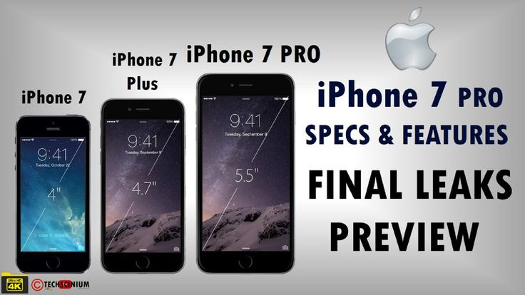 iPhone 7 PRO Preview!!!