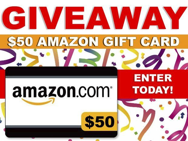 Winner Will Receive A 50 00 Amazon E Gift Card Earn Additional Entries For Referrals You Can Enter And Win Egift Card Amazon Gift Cards Amazon Gifts