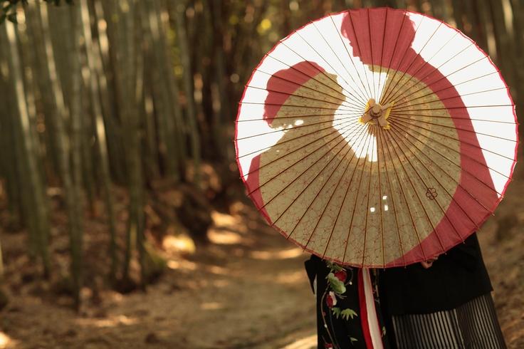 傘後的姻緣