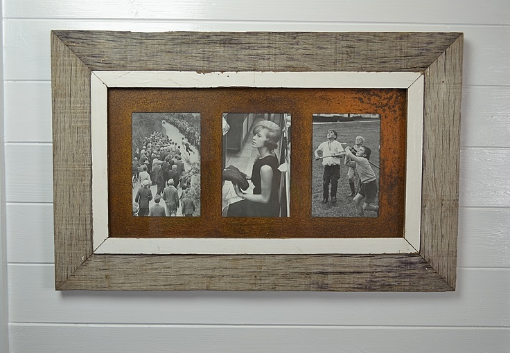 LUNA Designs produces handmade picture frames from reclaimed timber making each frame completely unique.  Whether from the deck of a ship, a window frame or from an old wooden ceiling – each piece tells its own story.  Available at The Treasure Trove