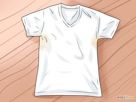 Como Remover Manchas Amarelas das Axilas de Camisas