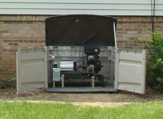 Diy house generator