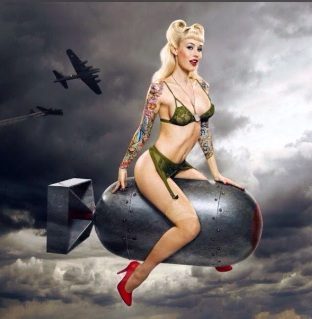 Pin up war tunder