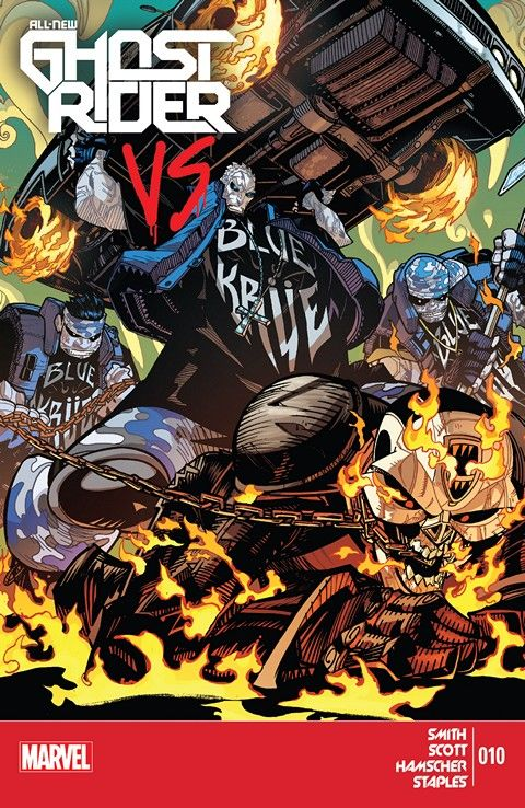 All-New Ghost Rider #001-010 Free Download. Get FREE DC and Marvel Comics Download only on GetComics