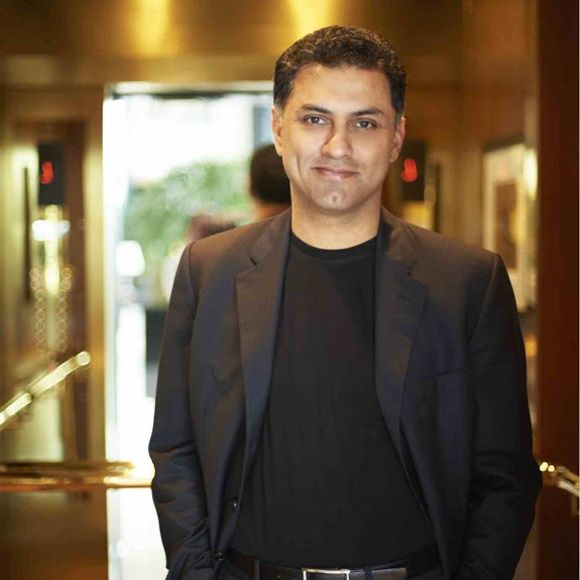Nikesh Arora: From being jobless to getting the world's best jobs! - Rediff.com Business