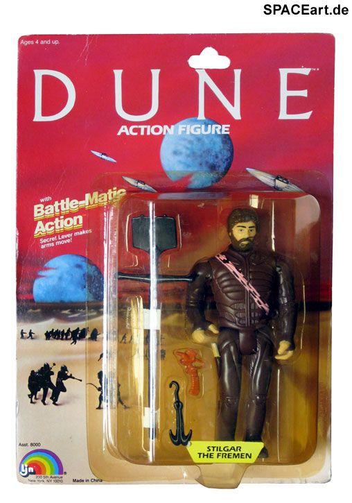 Dune - der Wüstenplanet: Action-Figuren Set, Action-Figuren ... http://spaceart.de/produkte/dwp004.php