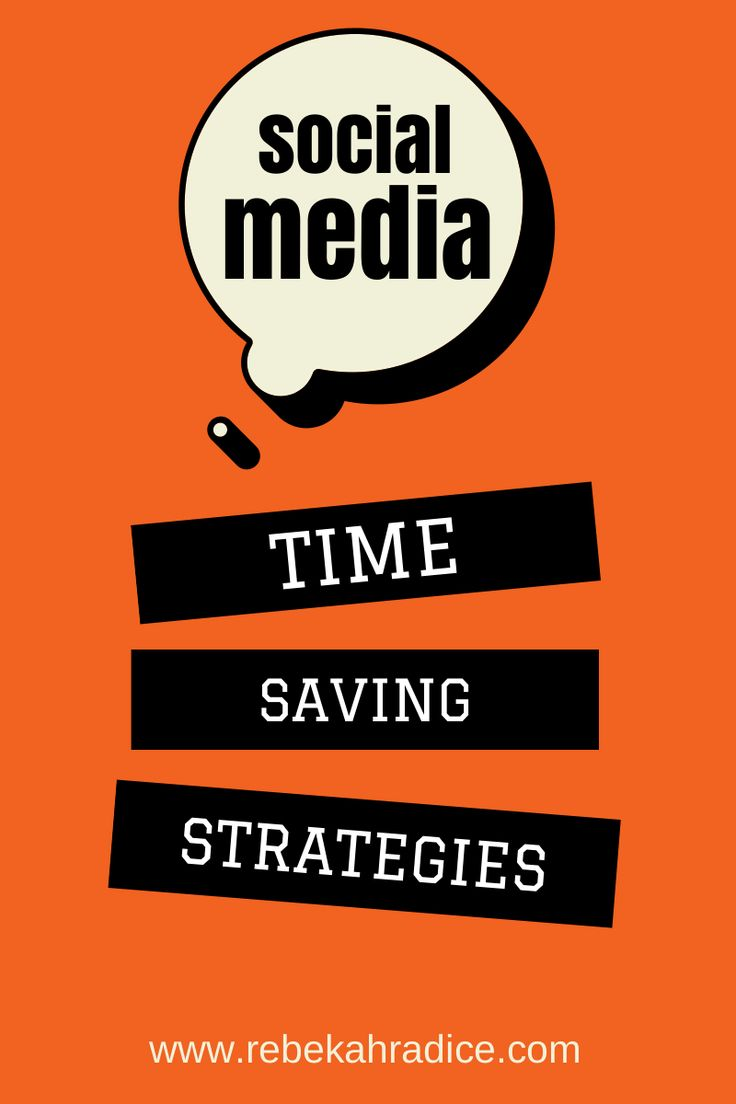5 Time Saving Strategies for Social Media Success