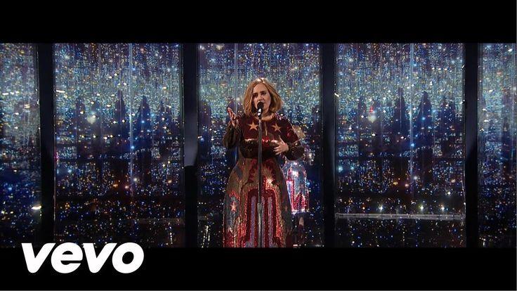 Adele obviously killed it again at last nights Brit Awards. #Adele #music #BritAwards