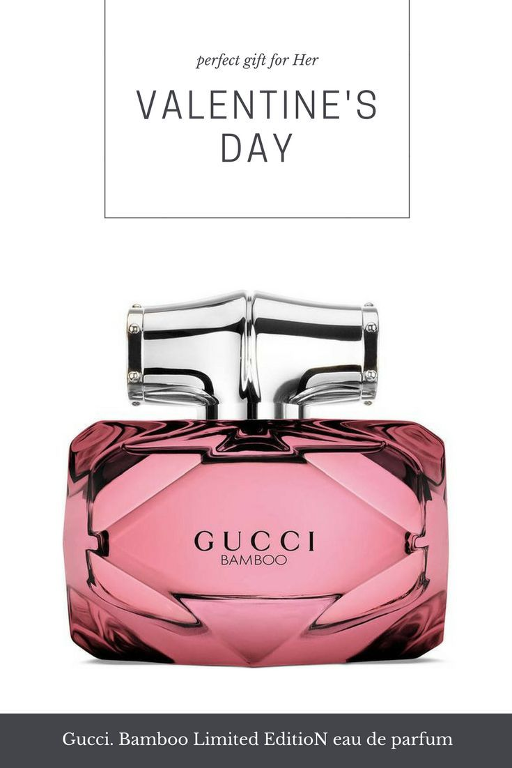 232995f9a79 Gucci Bamboo Limited Edition 50ml eau de parfum. fragrance with a limited  edition design and jewel tone tint. Soft yet intense, the scent blooms with  notes ...