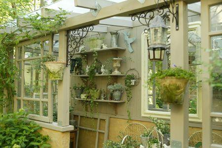 グリーンと雑貨のガーデンハウス